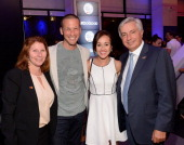 MasterCard kicked off the ÒDig In and Do GoodÓ campaign on July 11 2013 at New York CityÕs MLB Fan Cave with an evening charity event curated by...