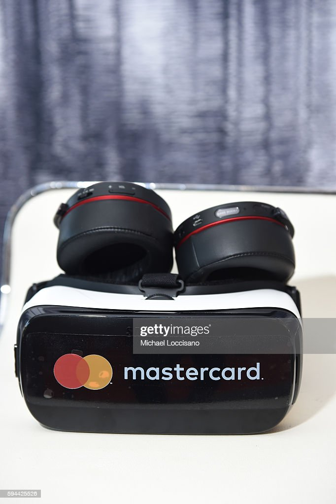Mastercard showcased Masterpass its global digital payment service that lets you pay simply and securely online inapp and now instore at The Barclays...