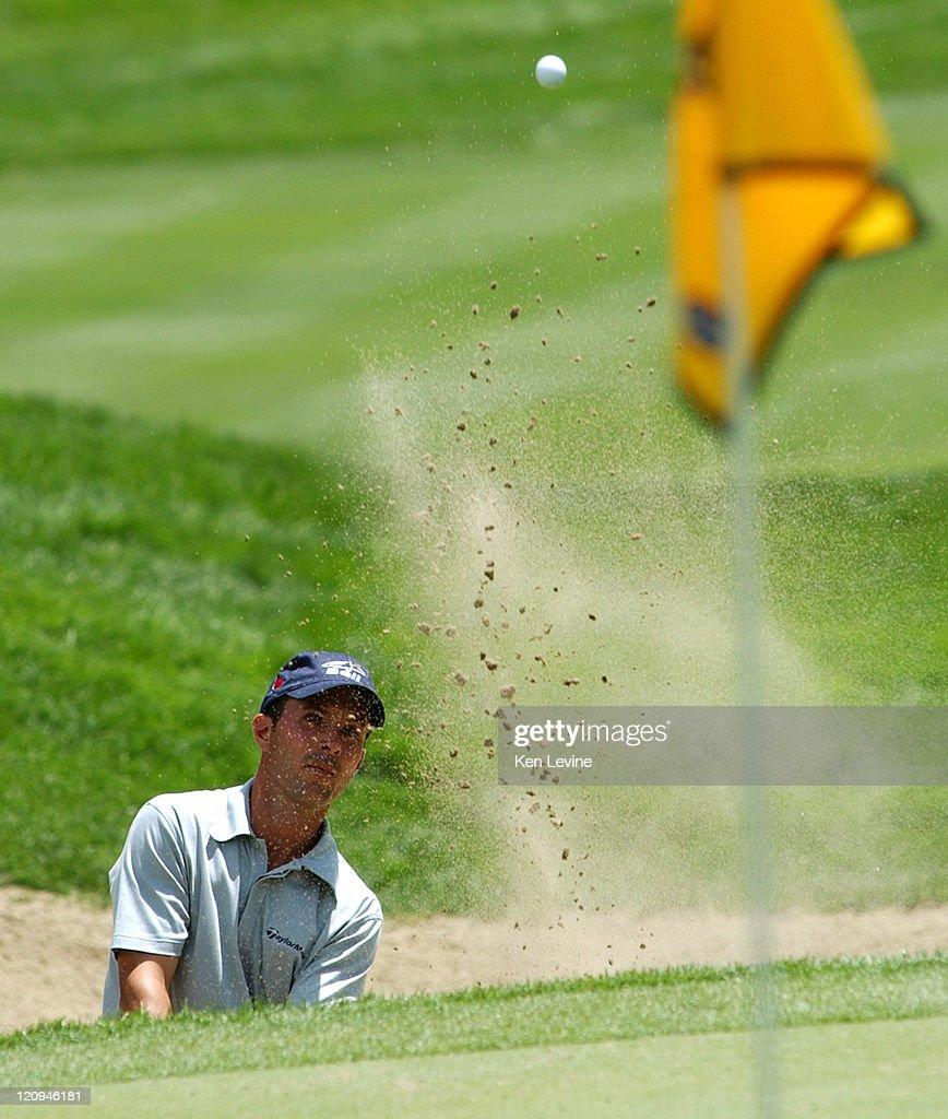 PGA TOUR - 2003 The International - First Round