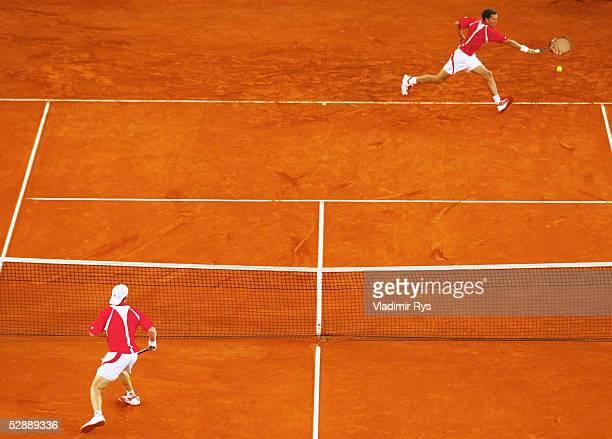 Masters Series 2003 Hamburg Rainer SCHUETTLER/GER Lars BURGSMUELLER/GER