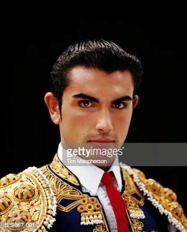 Matador, close-up, portrait