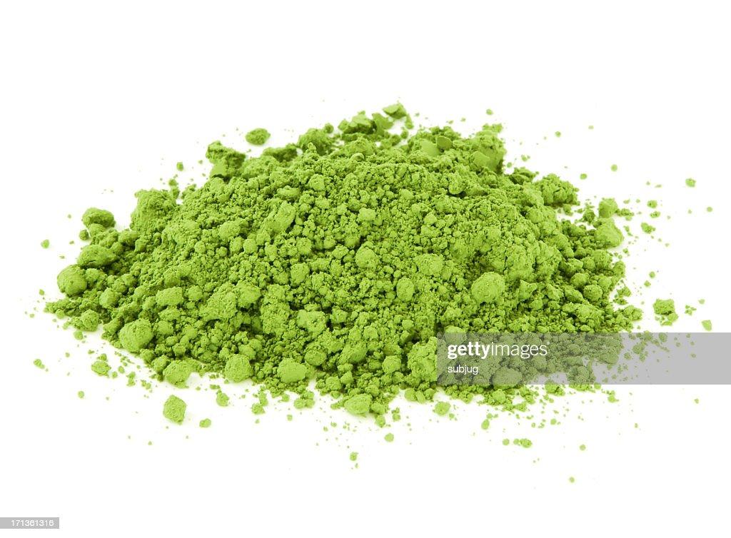 Matcha green tea : Stock Photo