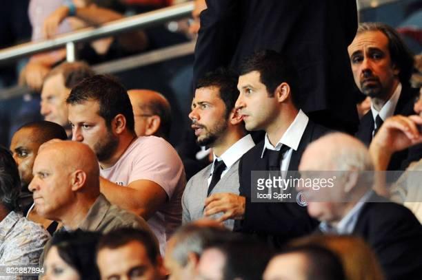 Mateja KEZMAN / Bruno SKROPETA PSG / Bordeaux 3eme journee de Ligue 1 Parc des Princes Paris