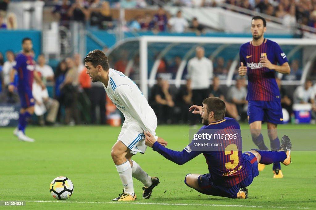 International Champions Cup 2017 - Real Madrid v FC Barcelona