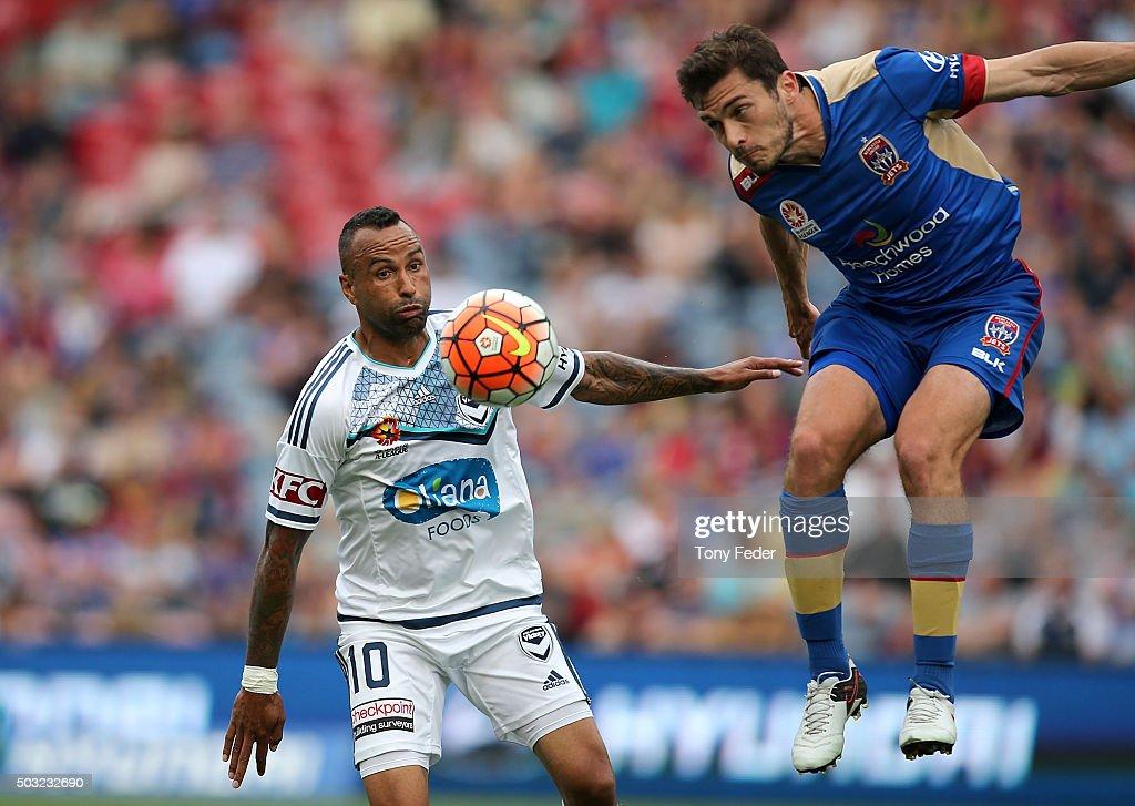 A-League Rd 13 - Newcastle v Melbourne