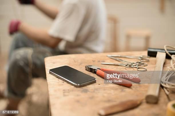 Materials to make furniture