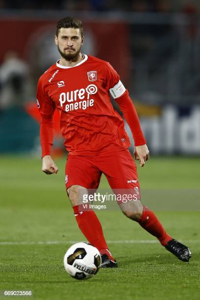 Mateusz Klich of FC Twenteduring the Dutch Eredivisie match between FC Twente and NEC Nijmegen at the Grolsch Veste on April 15 2017 in Enschede The...