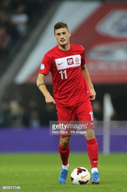 Mateusz Klich Poland