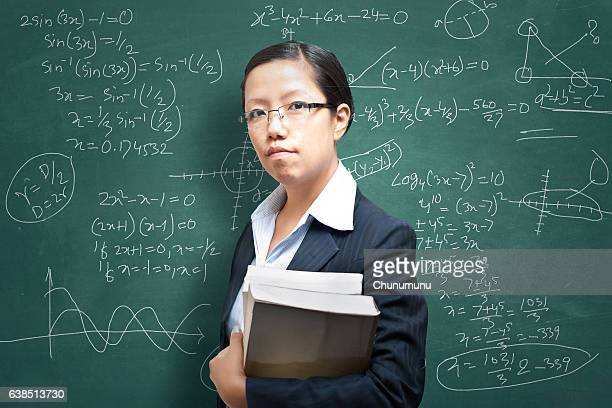 Mathematician teacher