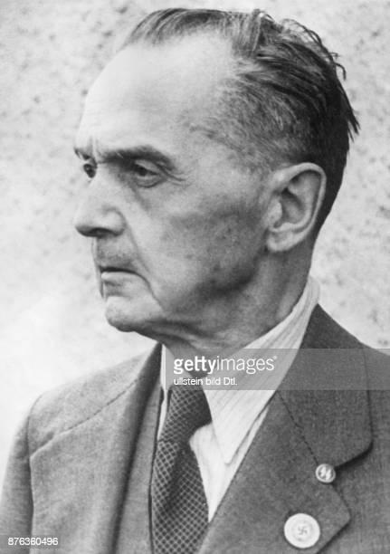 * 1869 Mathematiker D Porträt 1944