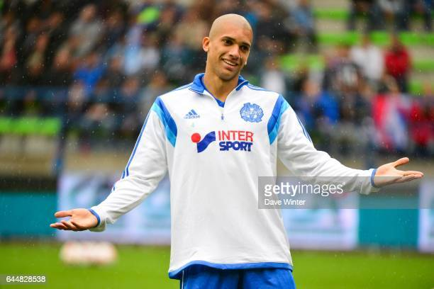 Matheus DORIA MACEDO Caen / Marseille 9eme journee de Ligue 1 Photo Dave Winter / Icon Sport