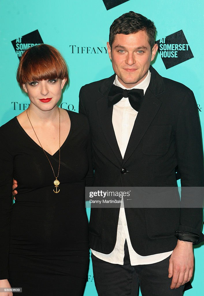 Tiffany And Co Presents Skate At Somerset House - VIP Opening - Arrivals