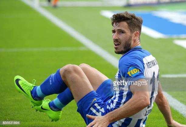 Mathew Leckie of Hertha BSC during the game between Hertha BSC and dem VfB Stuttgart on August 19 2017 in Berlin Germany