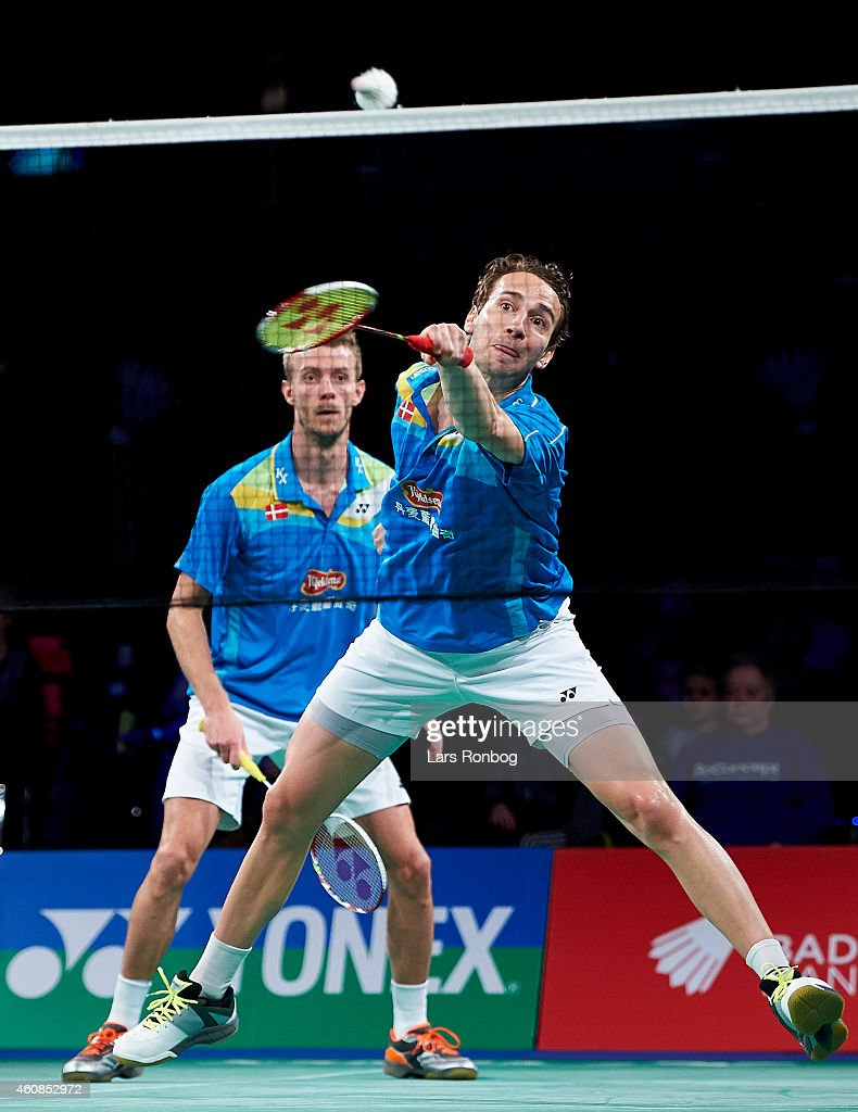 Yonex Copenhagen Masters Badminton Day e s and