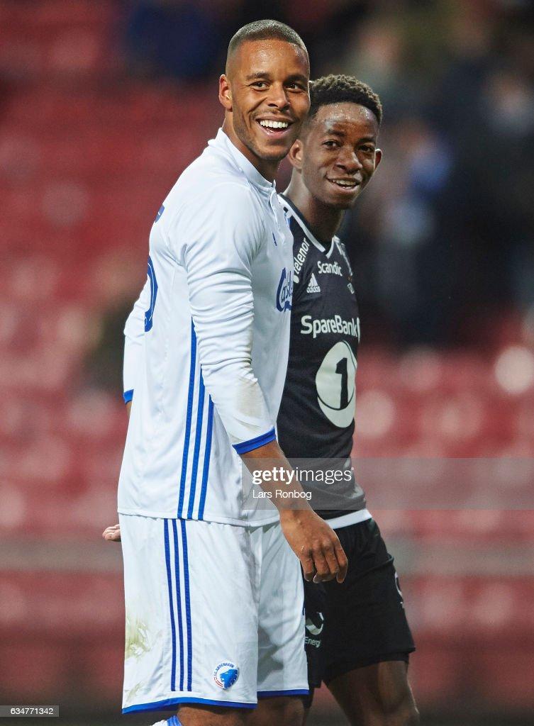 FC Copenhagen vs Rosenborg BK - Pre-Season Friendly Match