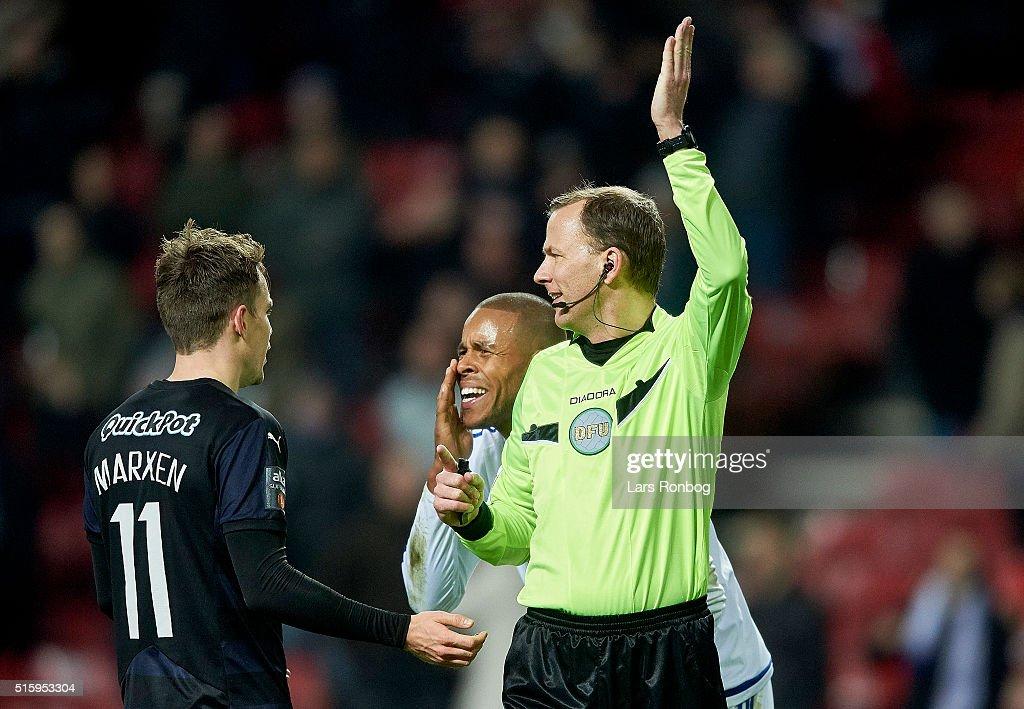 FC Copenhagen vs Randers FC - DBU Pokalen Cup Quarterfinal