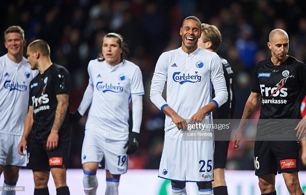 FC Copenhagen vs Sonderjyske - Danish Alka Superliga