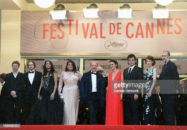 Mathieu Amalric Danny Mooney Michelle Thrush Misty Upham director Arnaud Desplechin French Culture minister Aurelie Filippetti actor Benicio del Toro...