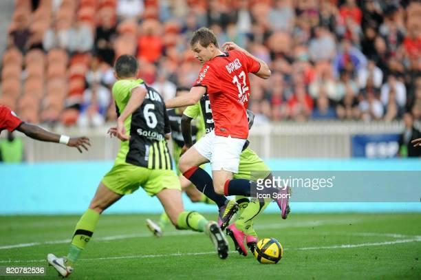 Mathieu BODMER Paris Saint germain / Lorient 29e journee Ligue 1