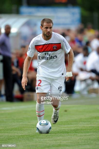 Mathieu BODMER PSG / Sion Match de preparation