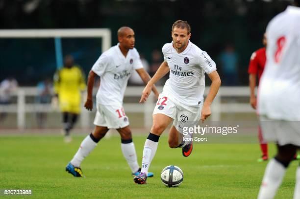 Mathieu BODMER Evian Thonon / Paris Saint Germain Match Amical Aix Les Bains