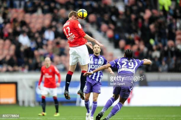 Mathieu BODMER PSG / Toulouse 25e journee de Ligue 1