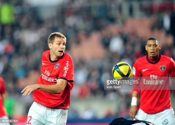 Mathieu BODMER / Guillaume HOARAU PSG / Valenciennes 33e journee de Ligue 1