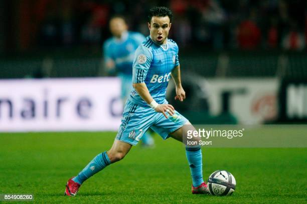 Mathieu VALBUENA PSG / Marseille 12eme journee de Ligue1