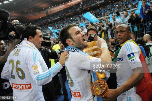 Mathieu VALBUENA Marseille / Montpellier Finale Coupe de la Ligue Stade de France