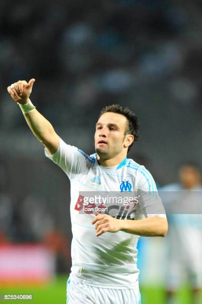 Mathieu VALBUENA Marseille / Nice Match en retard de la 32e journee Ligue 1