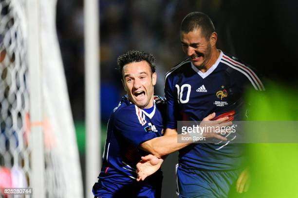 Mathieu VALBUENA / Karim BENZEMA Bosnie Herzegovine / France Qualifications Euro 2012 Sarajevo