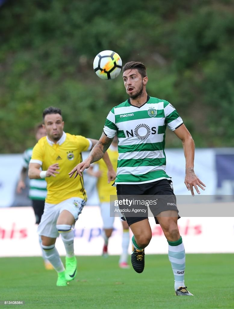 Fenerbahce v Sporting CP Practice match