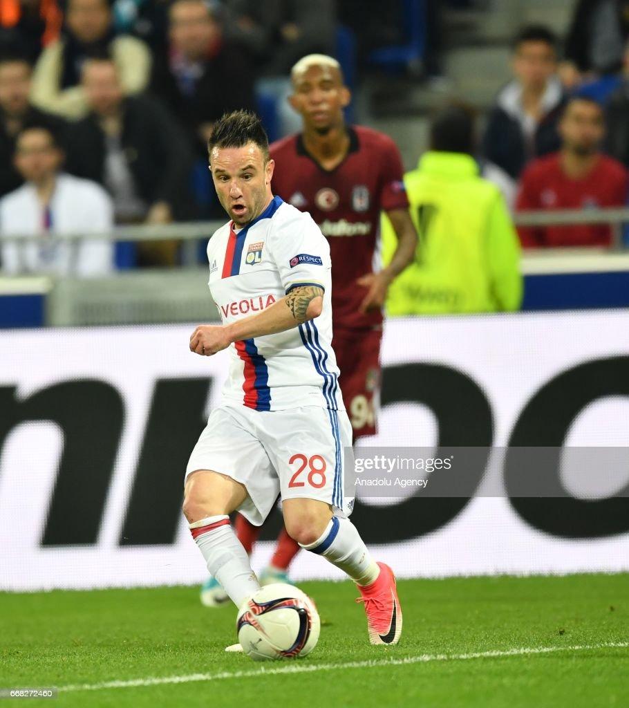 Olympique Lyonnais vs Besiktas JK UEFA Europa League