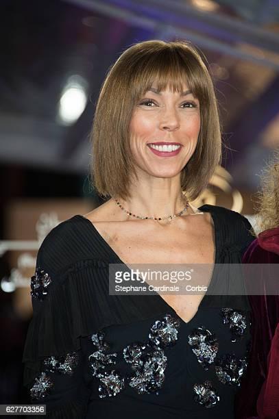 Mathilde Favier attends the 16th Marrakech International Film Festival on December 4 2016 in Marrakech Morocco