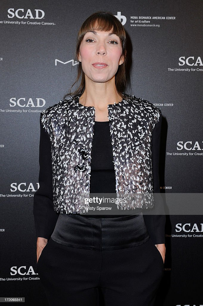 Mathilde Meyer attends the Little Black Dress exhibition as part of Paris Fashion Week Haute-Couture F/W 2013-2014 on July 1, 2013 in Paris, France.