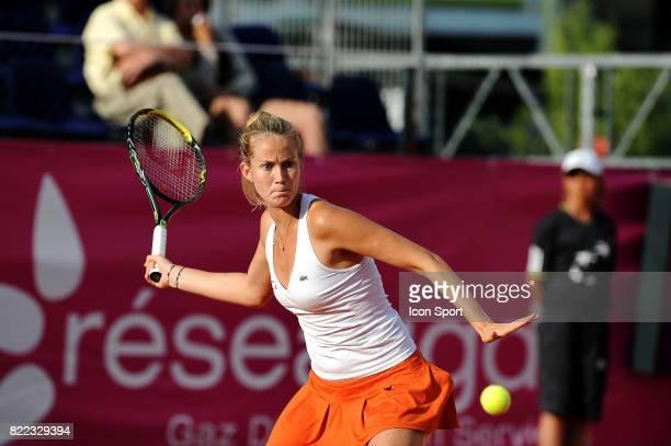 Mathilde JOHANSSON Tournoi WTA de Strasbourg 2009 Strasbourg