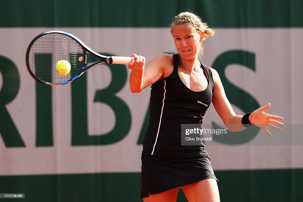 2015 French Open - Day Two