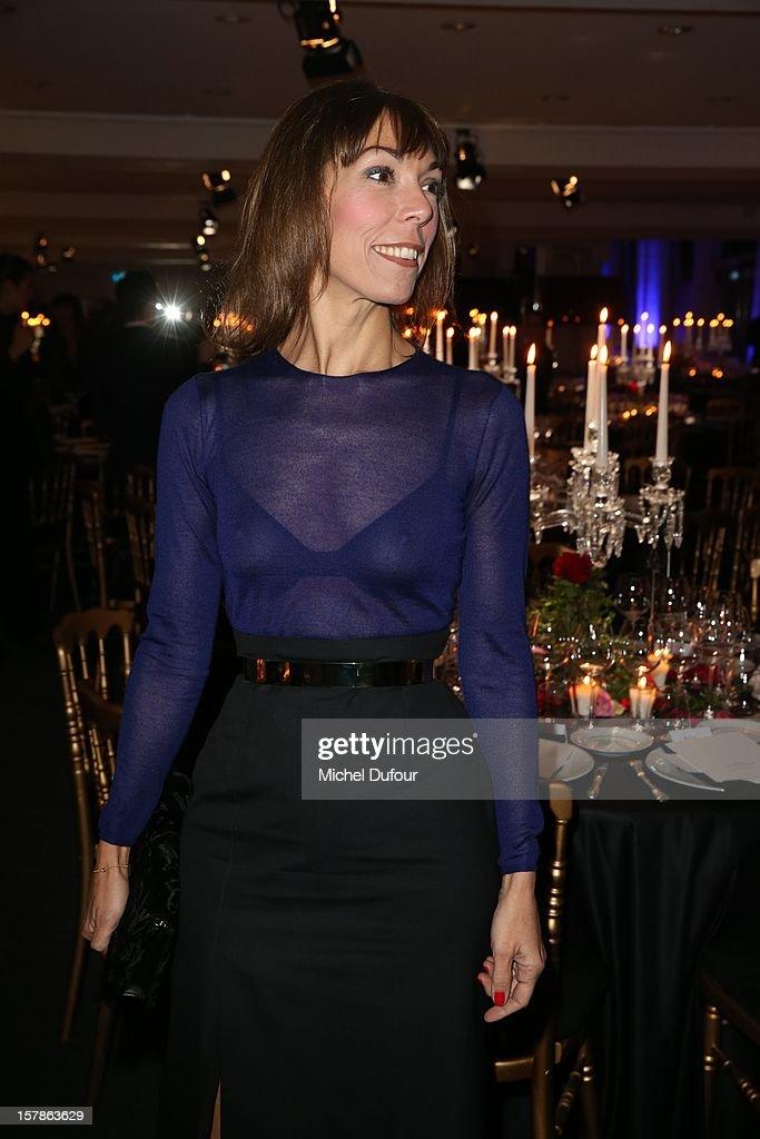 Mathilde Meyer attends the Babeth Djian Hosts Dinner For Rwanda To The Benefit Of A.E.M. on December 6, 2012 in Paris, France.