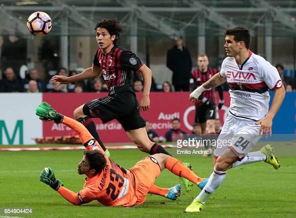 AC Milan v Genoa CFC - Serie A : News Photo