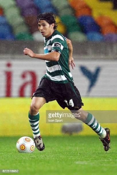 Matias Fernandes Sporting Portugal / Maritimo 9e journee du Championnat Portugal