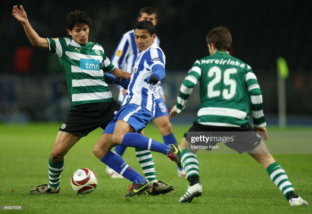 Hertha BSC Berlin v Sporting Portugal - UEFA Europa League