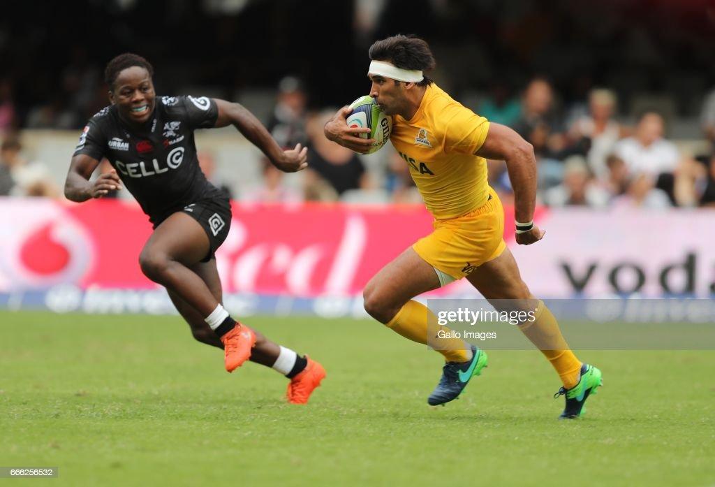Super Rugby Rd 7 - Sharks v Jaguares