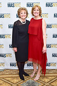 Matilda Cuomo and Gina Pollara attend The Municipal Art Society of New York 2016 Jacqueline Kennedy Onassis Medal at The Plaza on June 8 2016 in New...