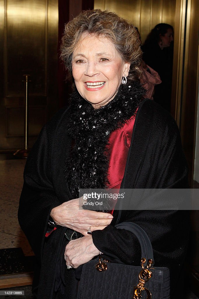 Matilda Cuomo attends the Gore Vidal's 'The Best Man' Broadway Opening night at the Gerald Schoenfeld Theatre on April 1 2012 in New York New York