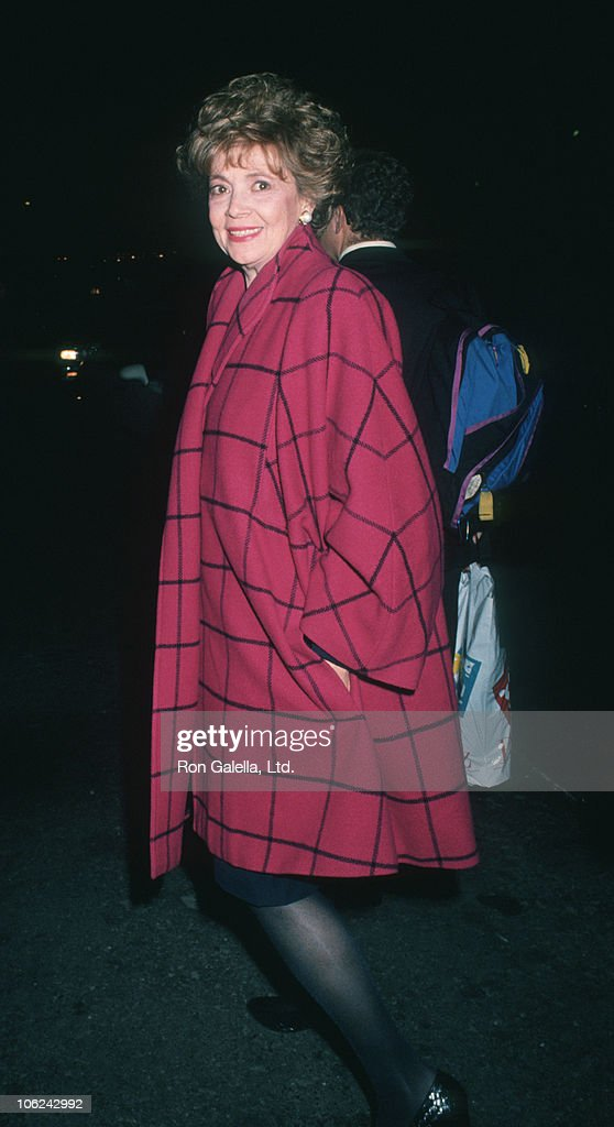 Matilda Cuomo during 'Hero' New York City Screening September 30 1992 at Fine Arts Theater in New York City New York United States