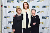Matilda Cuomo Mrs Franklin D Roosevelt Jr and Fredrica Goodman attend The Municipal Art Society of New York 2016 Jacqueline Kennedy Onassis Medal at...