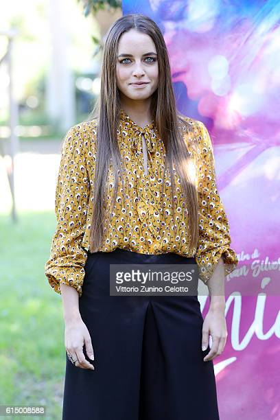 Matilde Gioli attends a photocall for '2Night' during the 11th Rome Film Festival at Auditorium Parco Della Musica on October 16 2016 in Rome Italy