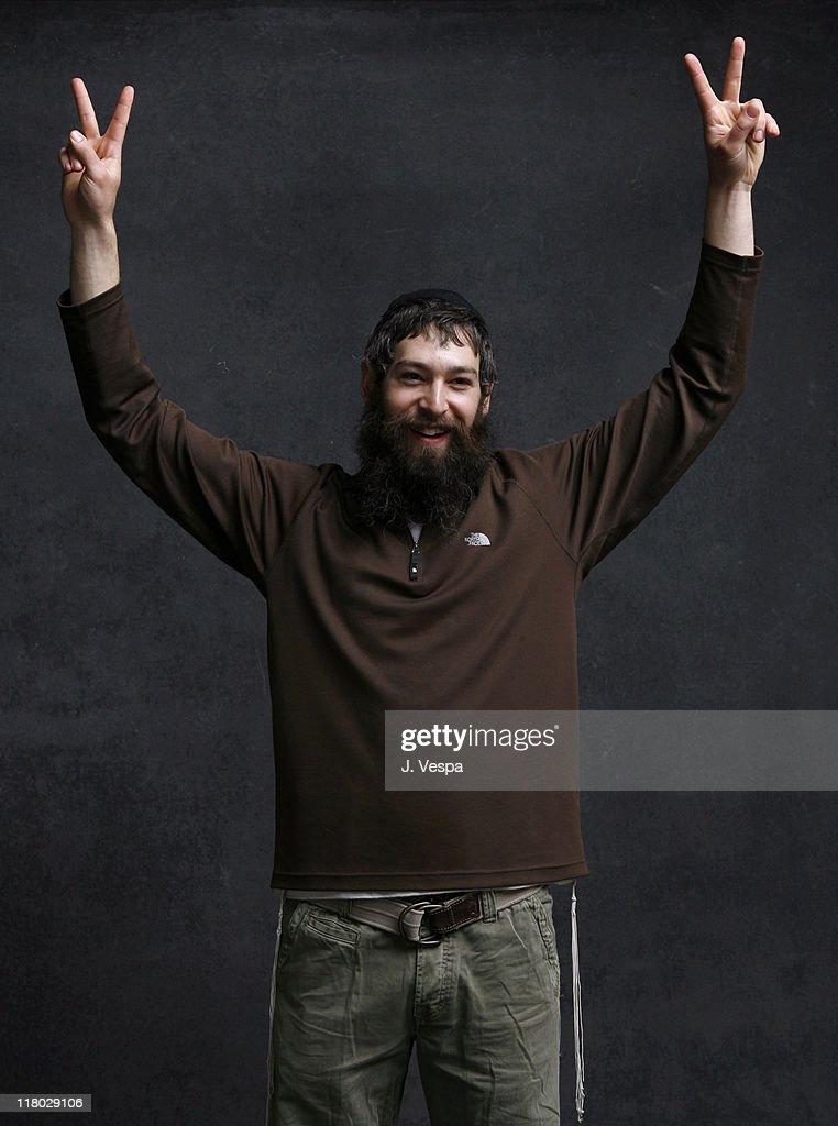 2007 Sundance Film Festival - Matisyahu Portraits