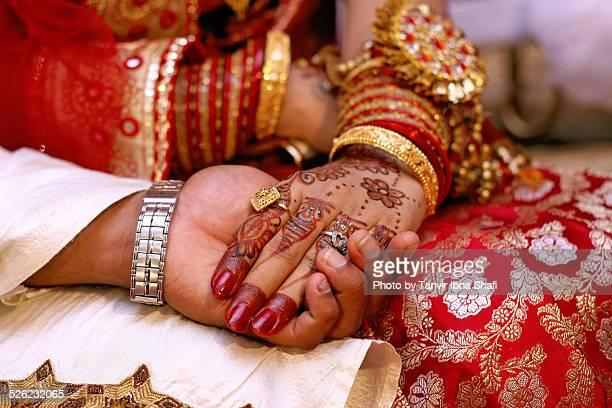 Matrimonial bond