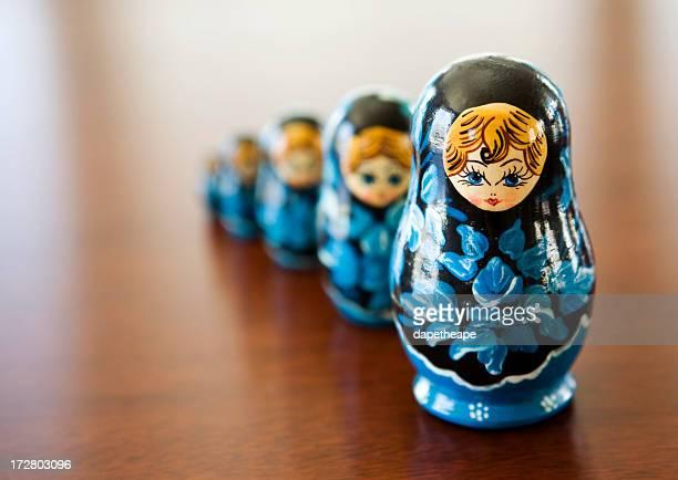 Matroschka-Puppen